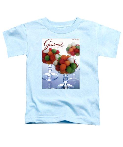 A Gourmet Cover Of Melon Balls Toddler T-Shirt