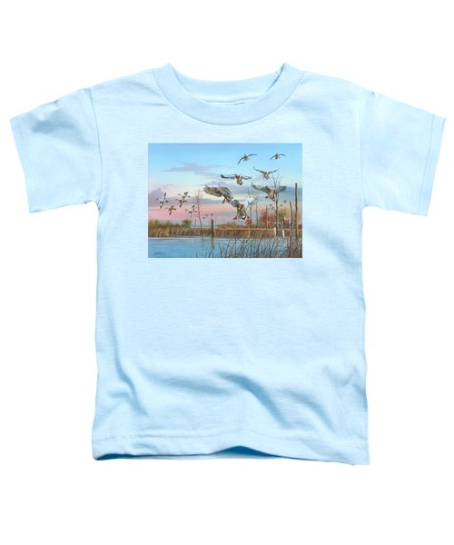 A Safe Return Toddler T-Shirt