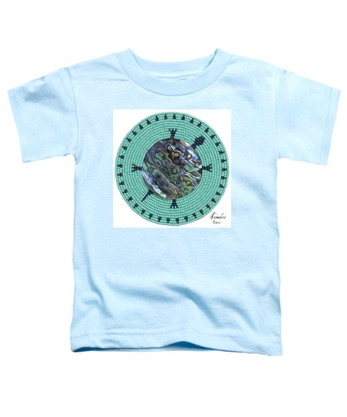 Abalone Shell Toddler T-Shirt