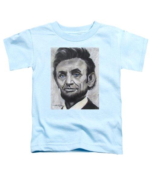 Abraham Lincoln Toddler T-Shirt