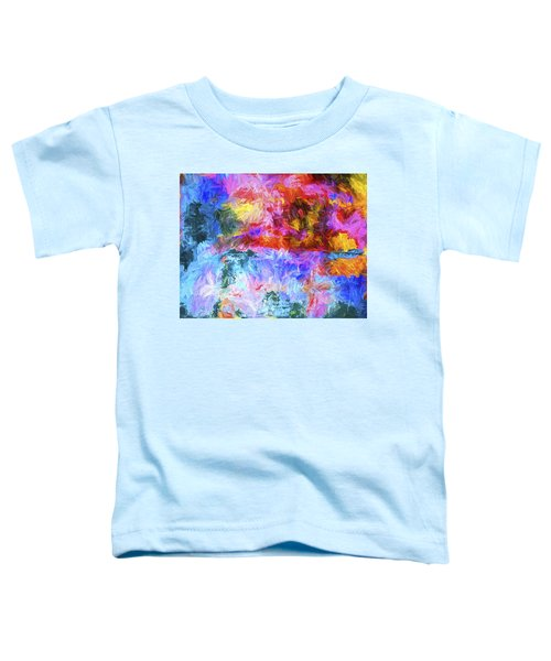 Abstract Artwork 20 Toddler T-Shirt