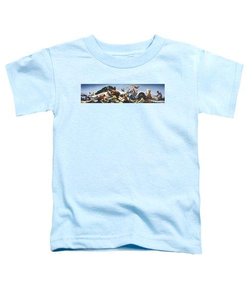 Achelous And Hercules Toddler T-Shirt