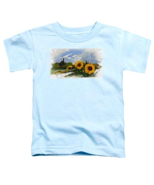 Alberta Landscape 001 Toddler T-Shirt