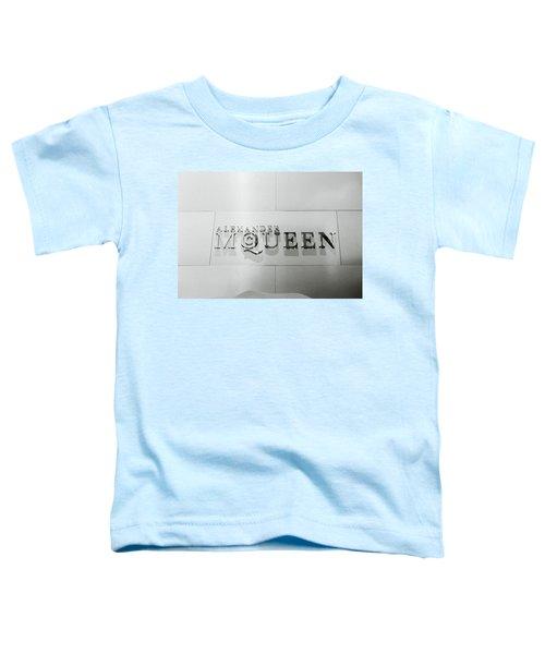 Alexander Mcqueen Toddler T-Shirt
