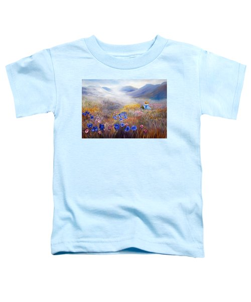 All In A Dream - Impressionism Toddler T-Shirt