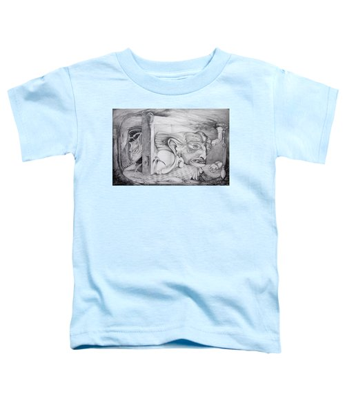 Alpha And Omega - The Reconstruction Of Bogomils Universe Toddler T-Shirt