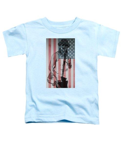 American Badass Toddler T-Shirt
