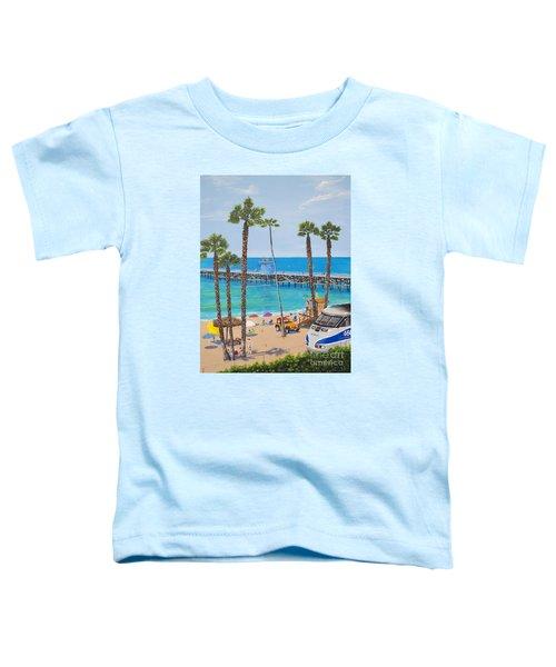 Perfect Beach Day Toddler T-Shirt