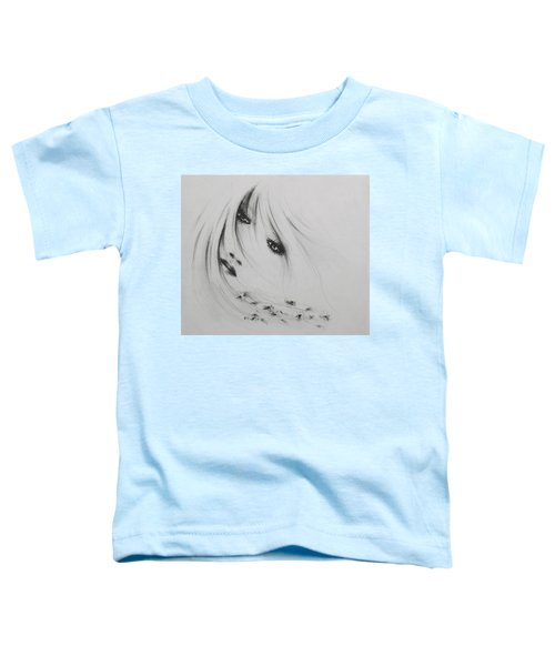 Angel Of The Flowers Toddler T-Shirt