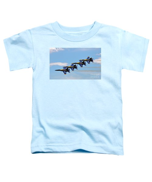 Angels Of The Sky Toddler T-Shirt