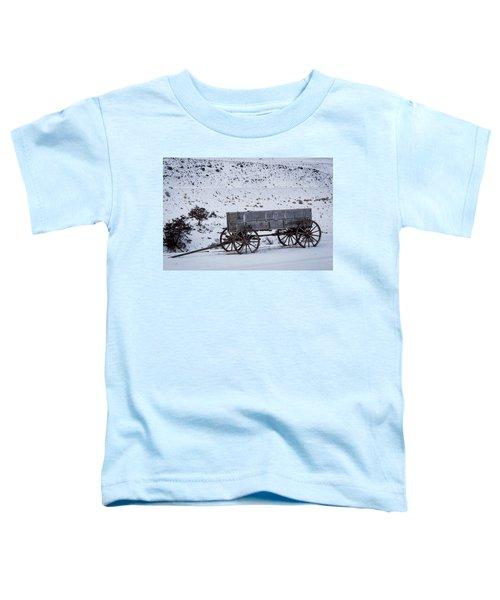 Antique Wagon Toddler T-Shirt