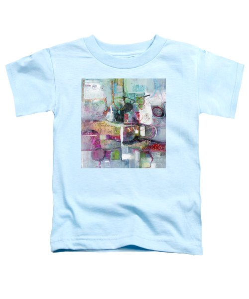 Art And Music Toddler T-Shirt