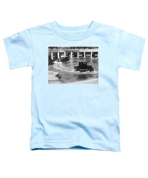 Auto Wash Bowl Toddler T-Shirt