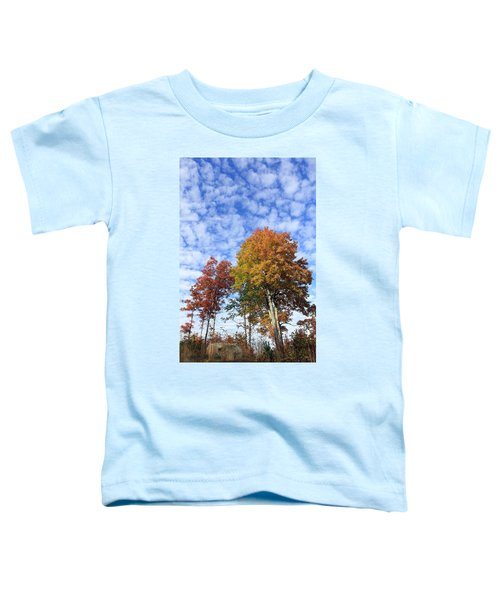 Autumn Perfection Toddler T-Shirt