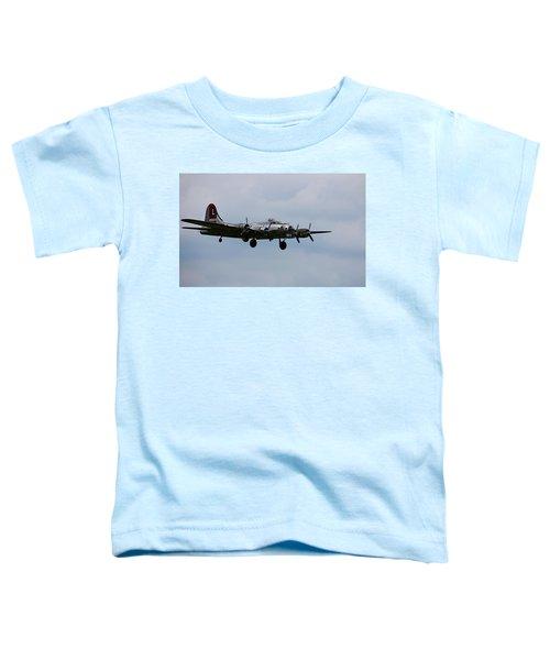 B-17 Yankee Lady Toddler T-Shirt