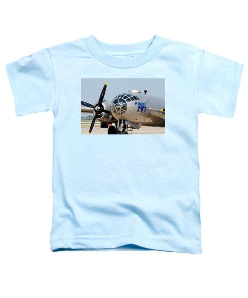 B-29 Bomber Fifi Toddler T-Shirt