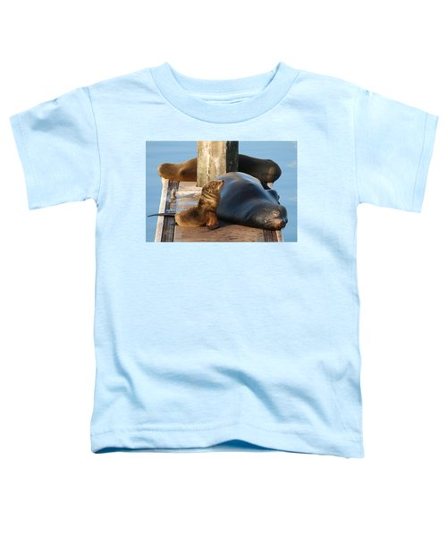 Baby And Me  Toddler T-Shirt