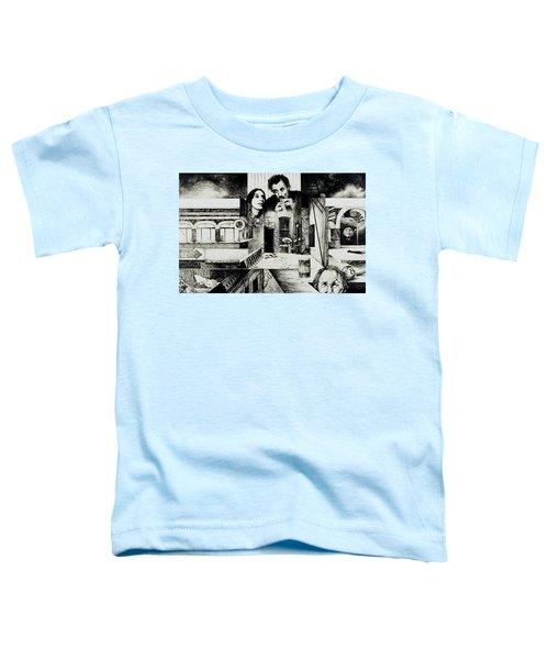 Backlane Serenade Toddler T-Shirt