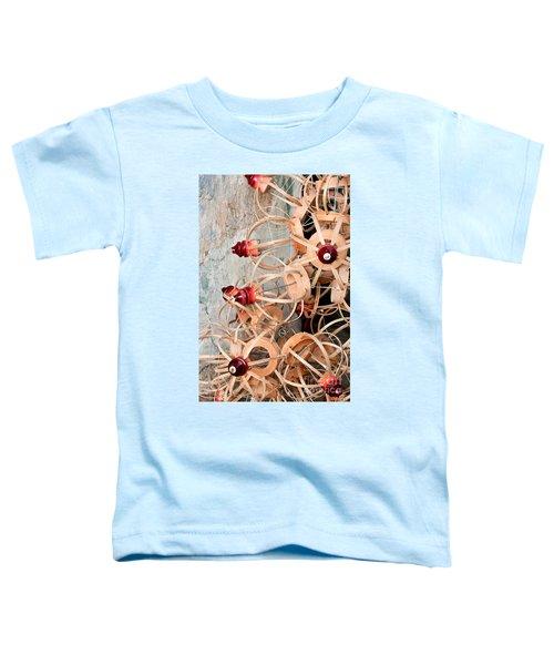 Bamboo Lantern Frames 01 Toddler T-Shirt