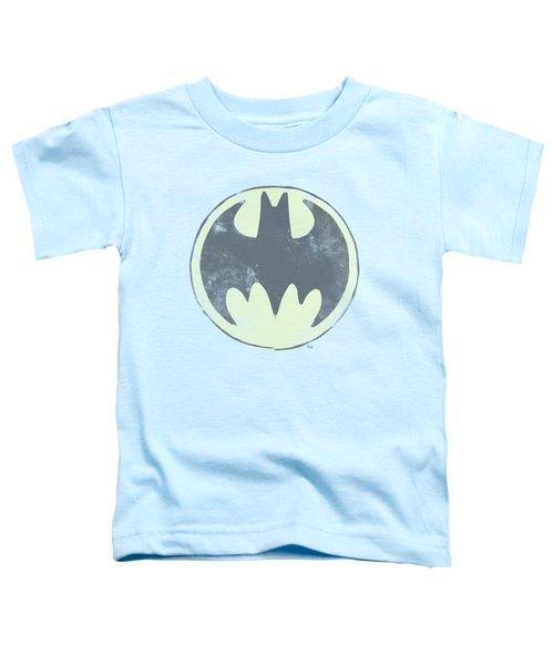 Batman - Old Time Logo Toddler T-Shirt