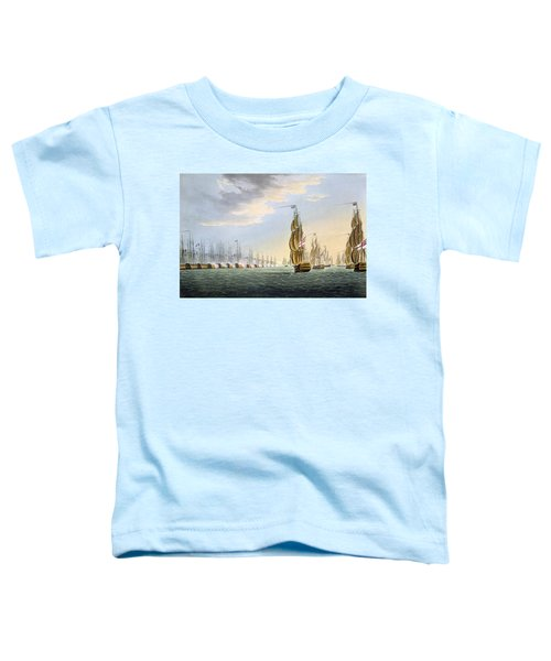 Battle Of The Nile Toddler T-Shirt