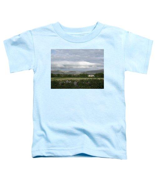 Baughlyvann Clouds Toddler T-Shirt