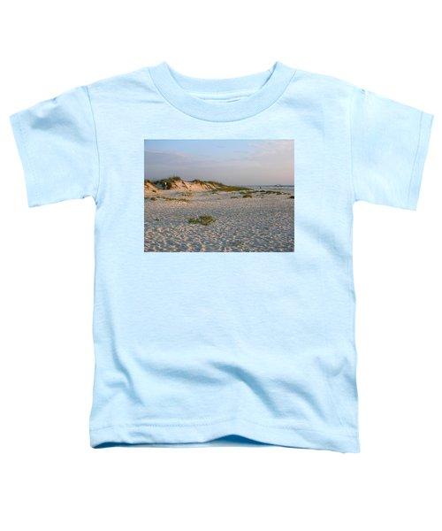Beach At Sunrise Toddler T-Shirt