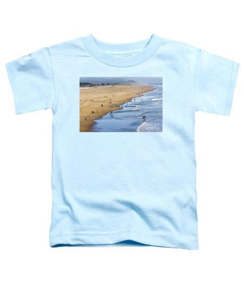 Beach Day Toddler T-Shirt