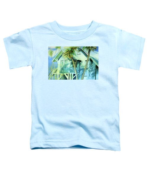 Beach Cottage Toddler T-Shirt