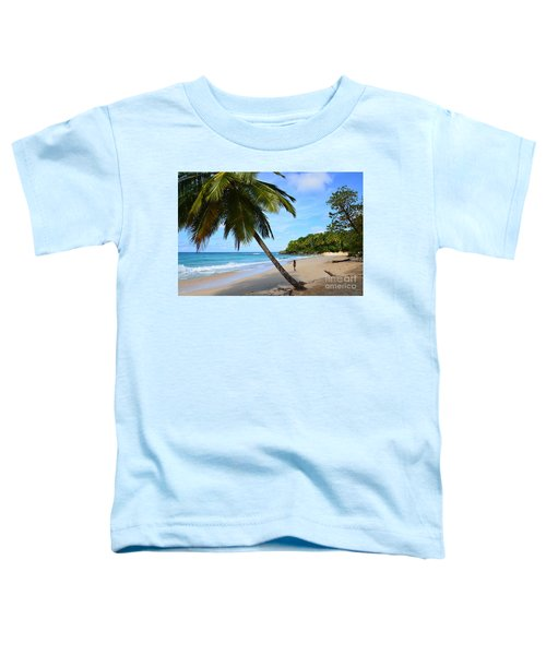 Beach In Dominican Republic Toddler T-Shirt