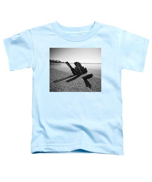 Beach Pilings Toddler T-Shirt