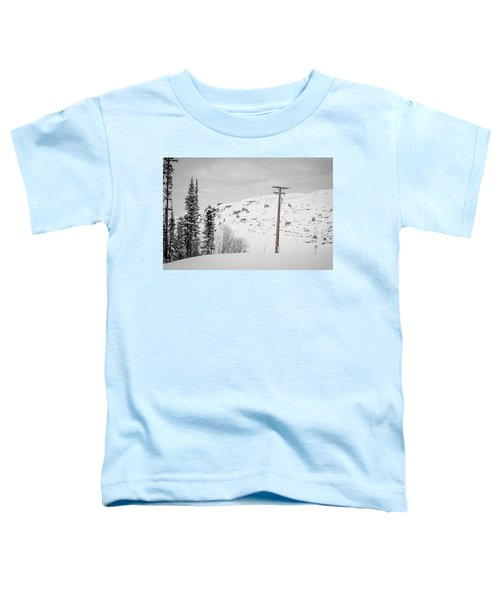 Big Horn Sheep Hinton Hillside Toddler T-Shirt