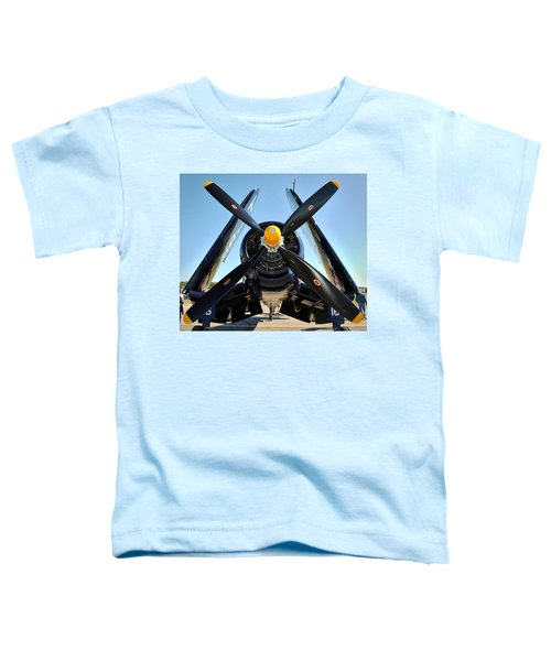 Big Prop Toddler T-Shirt