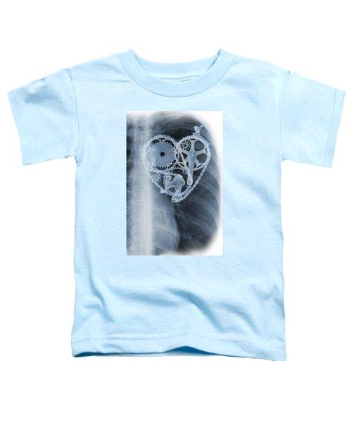 bike lover X-ray Toddler T-Shirt