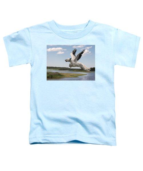 Bird Dog Toddler T-Shirt
