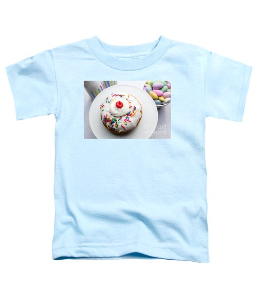 Birthday Party Donut Toddler T-Shirt