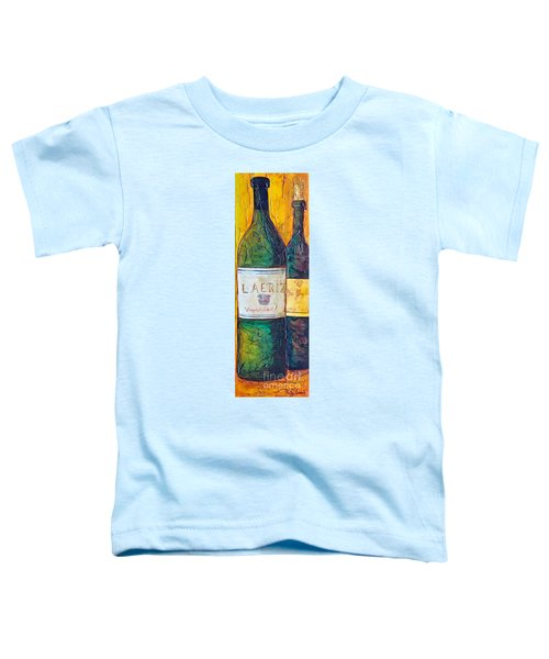 Blanc De Blancs Toddler T-Shirt