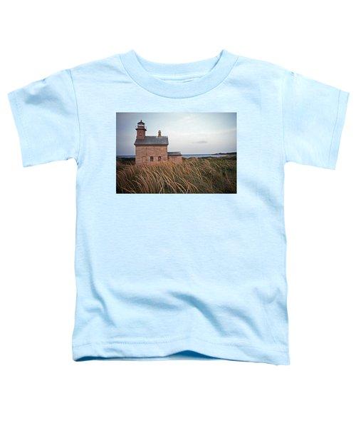 Block Island North West Lighthouse Toddler T-Shirt