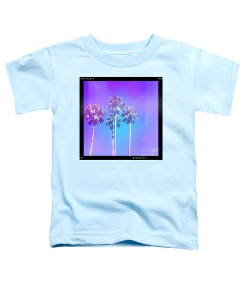 Blue Palms Toddler T-Shirt