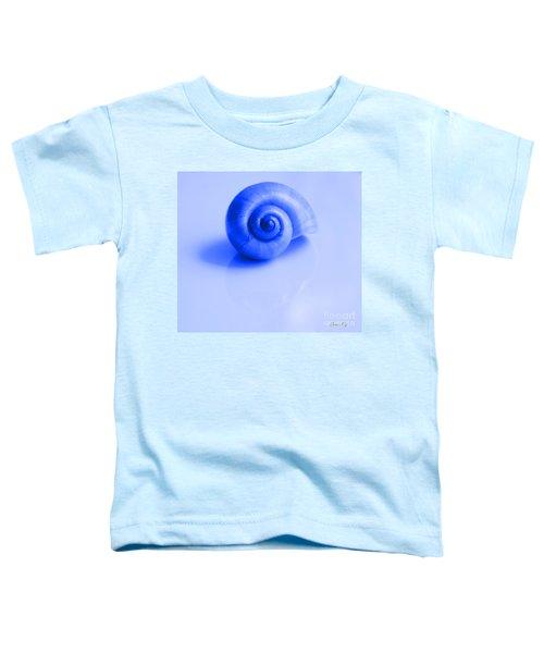 Blue Shell Toddler T-Shirt