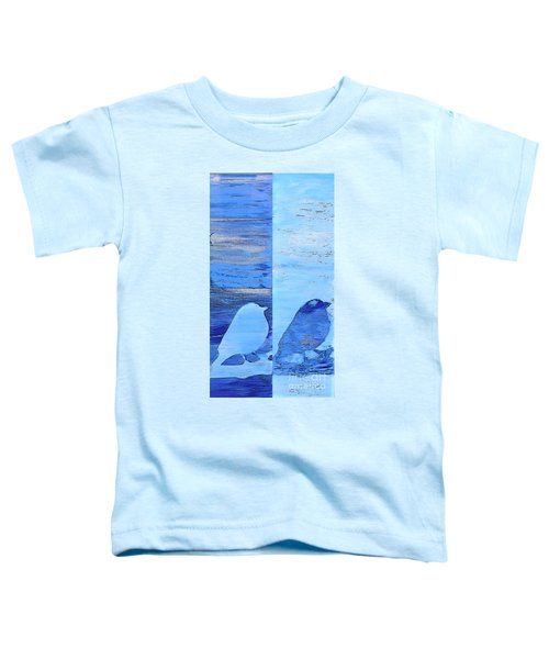 Bluebirds Toddler T-Shirt
