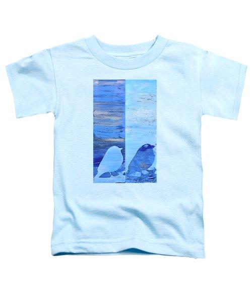 Bluebirds Toddler T-Shirt