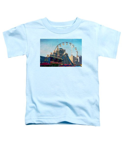 Boardwalk Ferris  Toddler T-Shirt