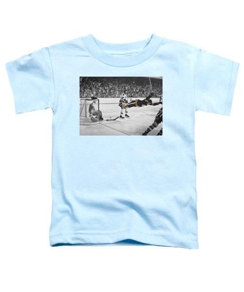 Bobby Orr 2 Toddler T-Shirt