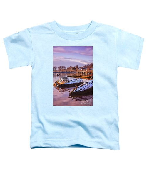 Bowling Harbour 03 Toddler T-Shirt