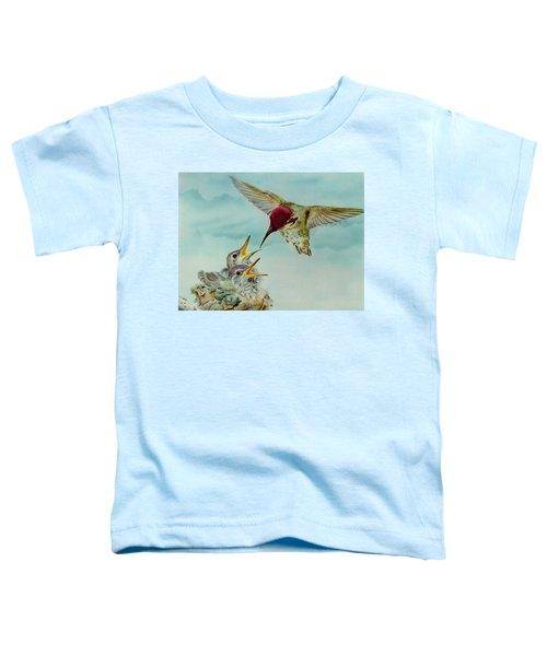 Breakfast Toddler T-Shirt