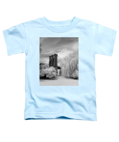 Brooklyn Bridge Willows Toddler T-Shirt