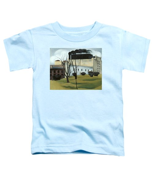 Brooklyn Ice House Toddler T-Shirt