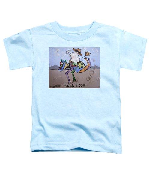 Buck Tooth Toddler T-Shirt