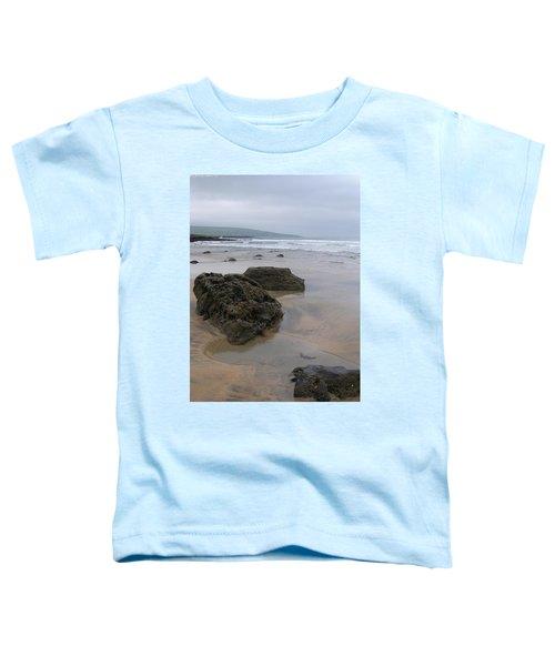 Buren Gold Beach Toddler T-Shirt